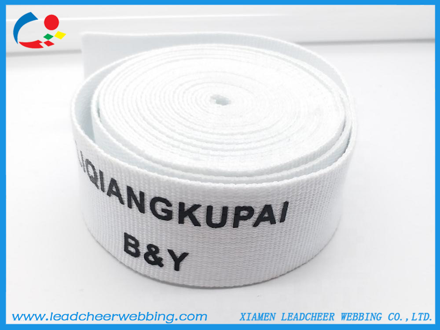 silk-screen printing webbing tapes