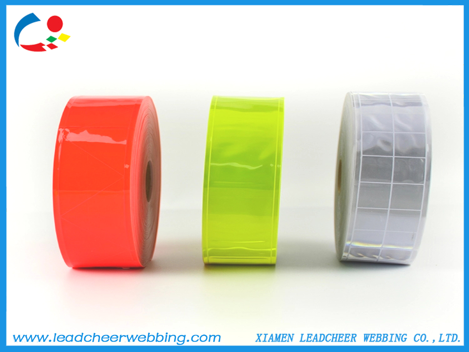 High Visibility Pvc Reflective Tape