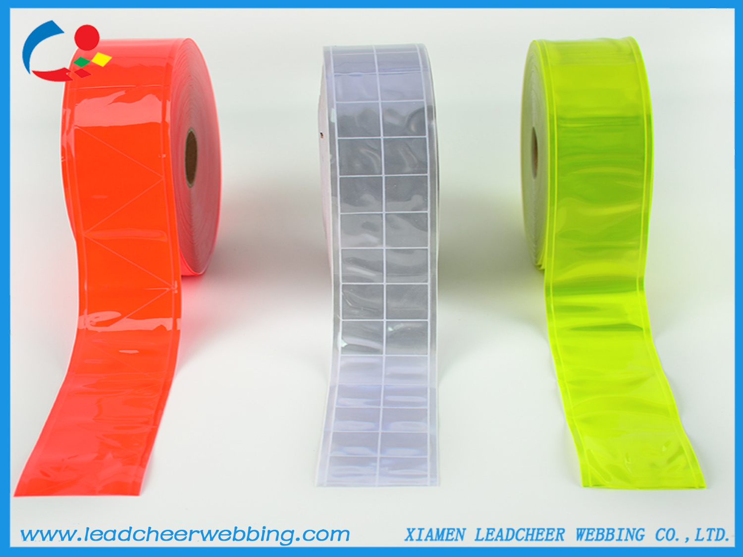 reflective tape PVC belt