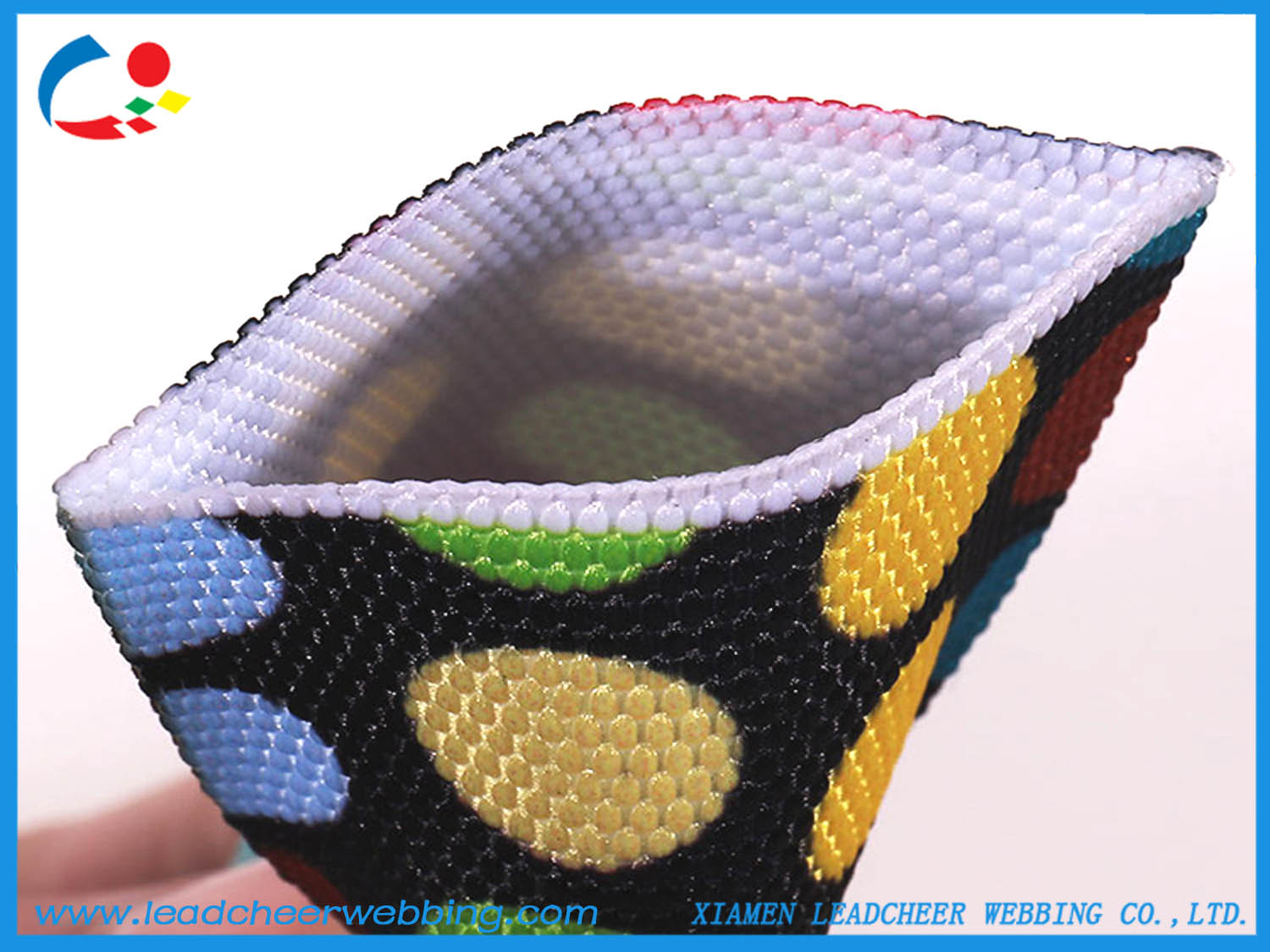 OEM Manufacturer Customized Tubular Webbing