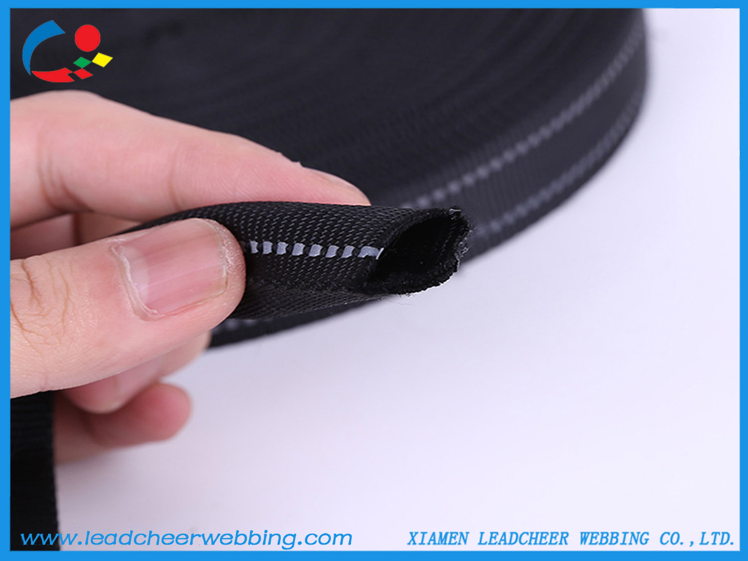 nylon tubular webbing for dog collar