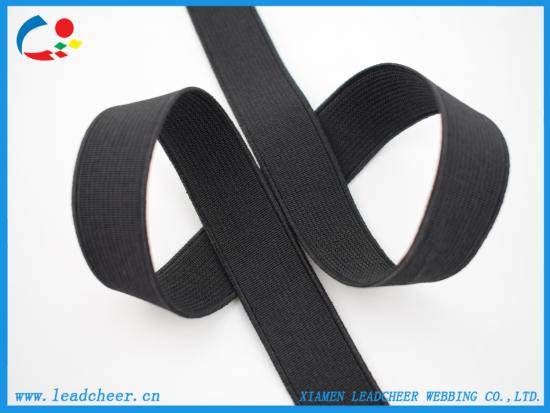 High Tensile Black Elastic Webbing